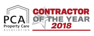 Contractor Of the year Logo