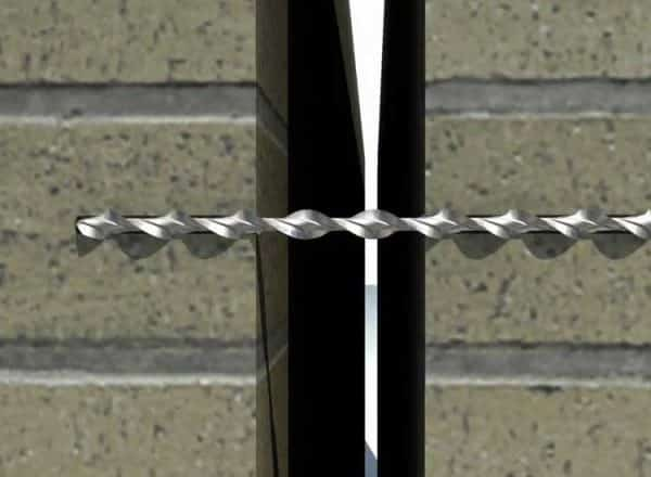 Cavity wall tie replacement 3D model