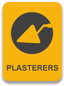 Looking for plasterers sign