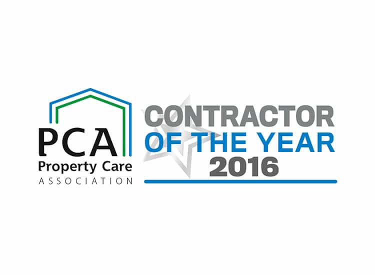 PCA Contractor of the year award 2016 logo