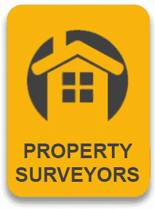 Property Surveyors role opening - button icon