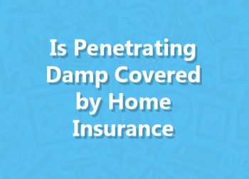 Is Penetrating Damp Covered by Home Insurance