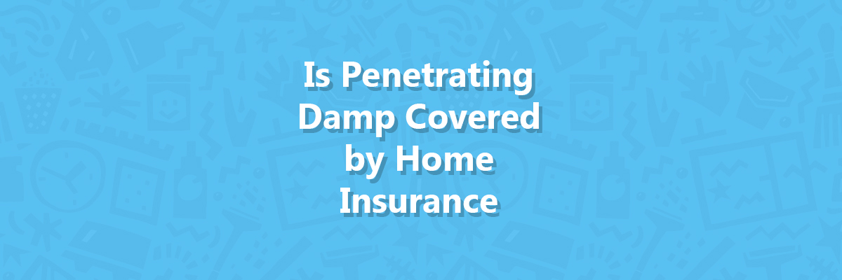 Is Penetrating Damp Covered by Home Insurance - cover image