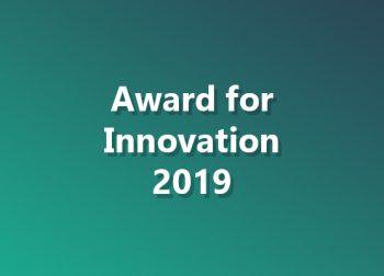 Award for Innovation 2019 – Property Care Association UK Awards