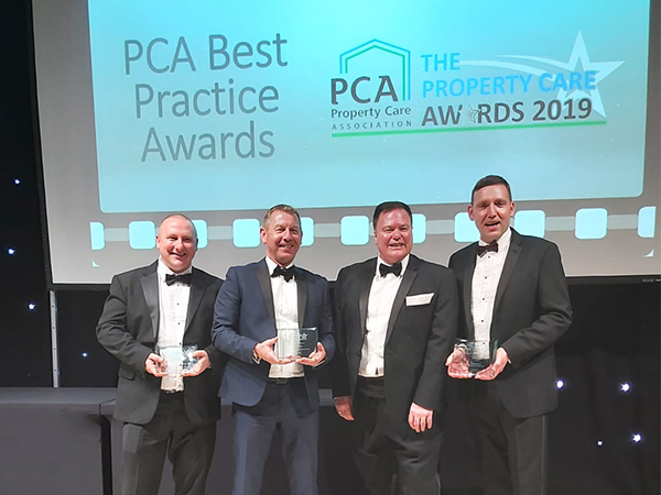 Property Care Association Awards 2019 - Richardson & Starling