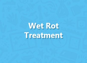 Wet Rot Treatment