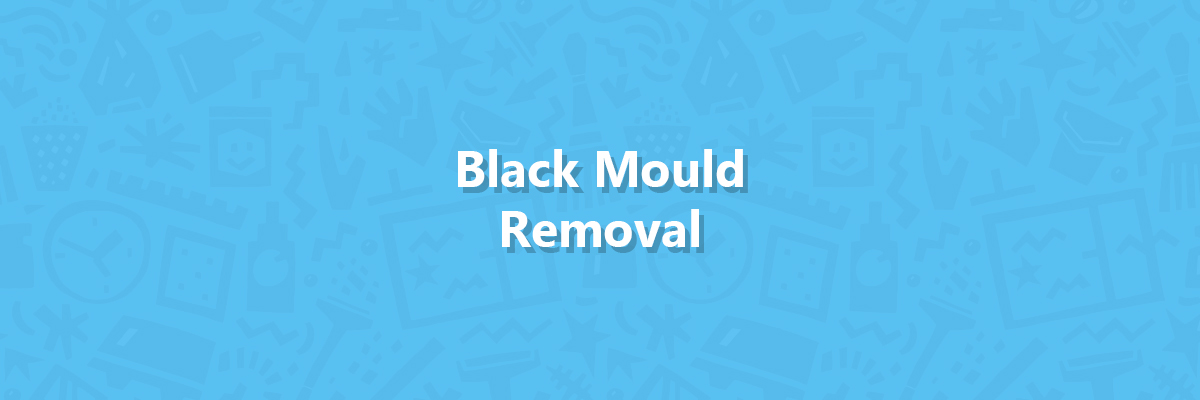 Black Mould Removal - Hero Image