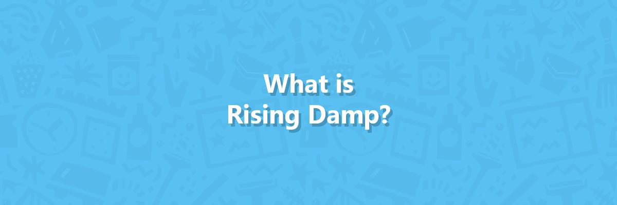 What is rising damp? Hero image